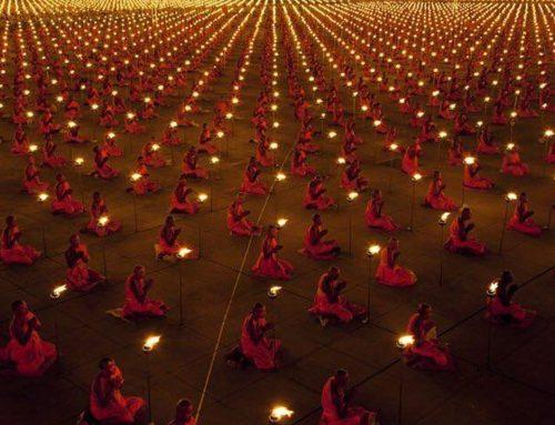 Le feste buddhiste thailandesi