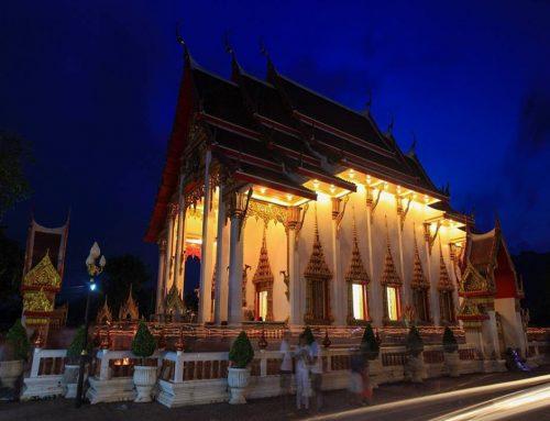 Il Tempio di Chalong